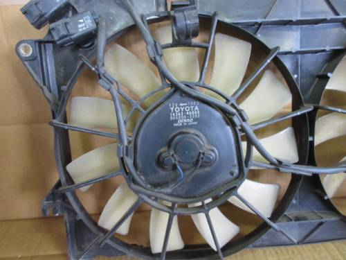 Ventola Radiatore TOYOTA 16363 46060 0650002252 12V 10B5 1636321010  Toyota  Prius del 2001 1497cc.   da autodemolizione