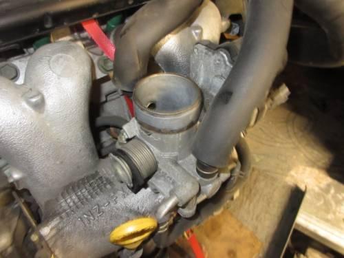 Motore Toyota  Prius del 2001 1497cc.   da autodemolizione