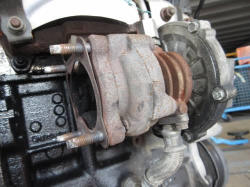 Turbina GARRET GT15M0D1 GS4045145701 701729-1S/N EF1051261 Volkswagen  Polo del 2001 1422cc. TDI  da autodemolizione