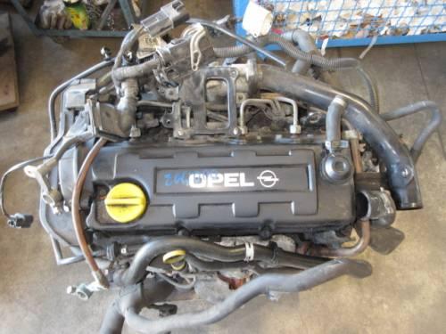 Motore Opel  Corsa C del 2003 1686cc. DTI      da autodemolizione