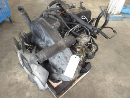 Motore Mitsubishi  Pajero del 1992 2477cc. TD  da autodemolizione