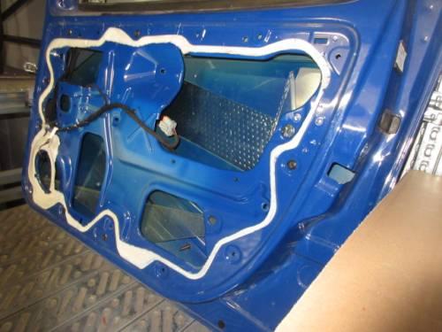 Portiera Anteriore Destra Fiat  Fiorino  del 2011 da autodemolizione