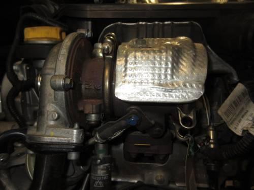 Turbina Garrett FPT B358 55231037 7991711 Fiat  Fiorino del 2011 1248cc.   da autodemolizione
