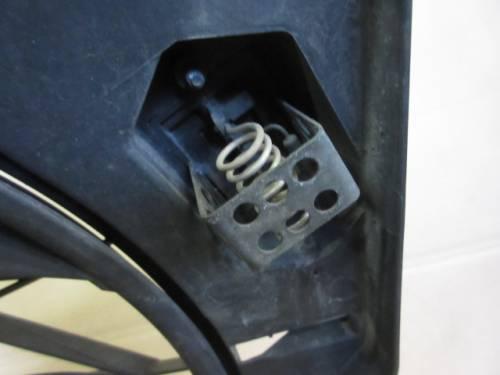 Ventola Radiatore Bosch 3135103251  Renault  Kangoo del 1998 1870cc. DCI  da autodemolizione