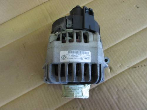 Alternatore Denso 46542889 C132 356001 63321718 A11SIM 14V 75A Fiat  Punto del 2001 1242cc. 8v  da autodemolizione