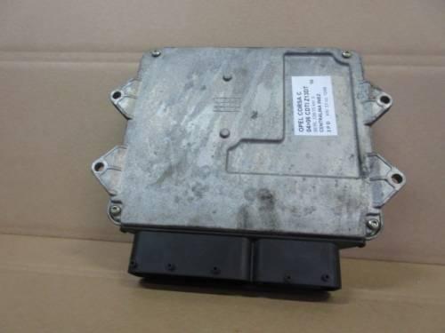 Centralina Motore Magneti Marelli FGP 55196352 ZJ 5FPT8C1G D032 7160 Opel  Corsa C del 2006 1248cc. CDTI  da autodemolizione