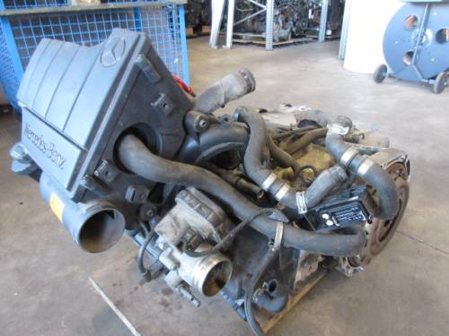 Motore 166960 Mercedes-Benz  A 160 del 2000 1600cc.   da autodemolizione