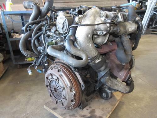 Motore RHY Da Peugeot  307 del 2004 1997cc. HDI Usato da autodemolizione