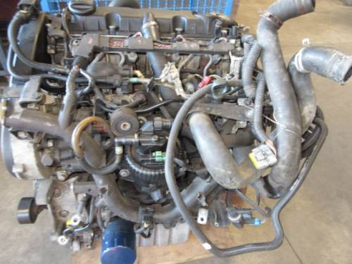 Motore RHY Peugeot  307 del 2004 1997cc. HDI  da autodemolizione