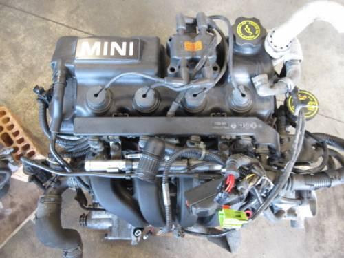 Motore Mini  One del 2004 1600cc.   da autodemolizione