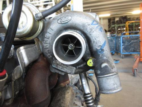 Turbina Garrett 187Q6K682AF 70861869 Ford  Mondeo del 2002 1998cc. TDCI  da autodemolizione