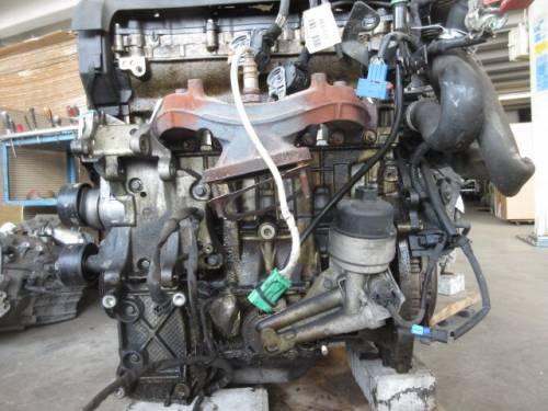 Motore KFU Peugeot  206 del 2006 1400cc. 16v  da autodemolizione