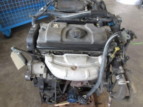 Motore Peugeot  206 del 2000 1124cc.   da autodemolizione