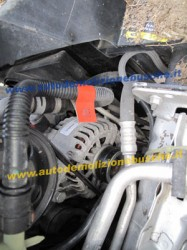 Alternatore visteon 3s6t-ac Ford  Fiesta del 2008 1400cc. TD  da autodemolizione