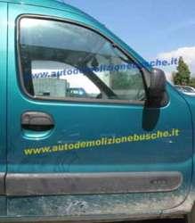 Portiera Anteriore Destra Renault  Kangoo 4x4 del 2003 da autodemolizione