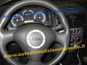 Quadro Strumenti Fiat  Punto del 2001 1242cc. 16v  da autodemolizione