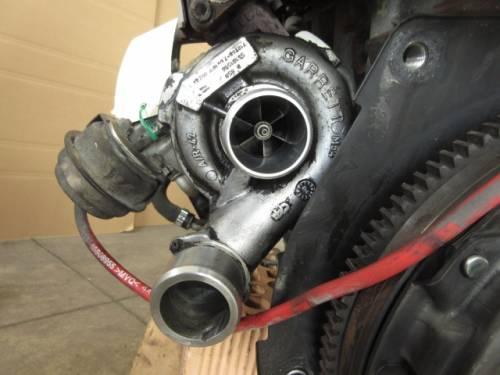 Turbina Garrett M54 B858 55191596 712766 Da Fiat  Multipla del 2004 1910cc. JTD Usata da autodemolizione