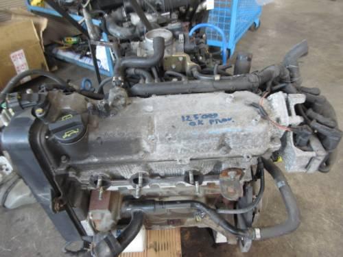 Motore 188A4000 Fiat  Punto del 2006 1242cc. 8v  da autodemolizione