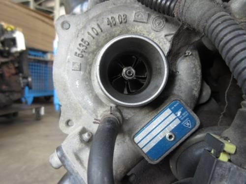 Turbina KK 710002983 73501343 54359700005  Fiat  Punto del 2004 1248cc. MJD  da autodemolizione