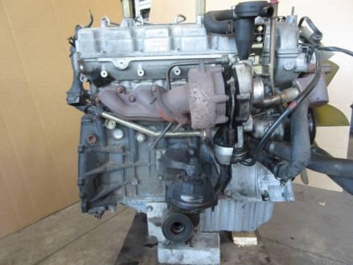 Motore 665935 Ssang Yong  Rexton del 2008 2696cc. XDI  da autodemolizione