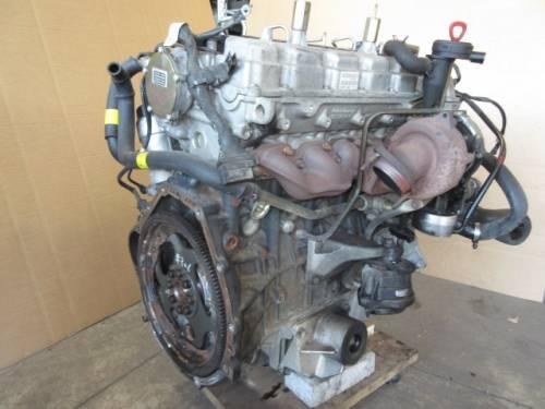 Motore 665935 Da Ssang Yong  Rexton del 2008 2696cc. XDI Usato da autodemolizione