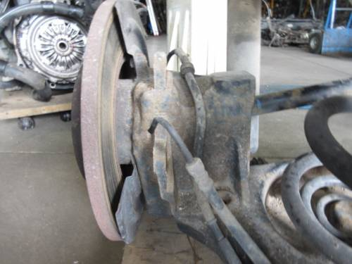 Ponte Posteriore ABS, DISCO FRENI, DIFFERENZIALE Renault  Kangoo del 2003 1870cc. DCI  da autodemolizione