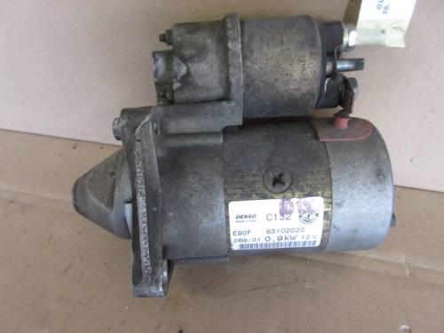 Motorino Avviamento DENSO E80F 6312020 C132 Fiat  Seicento del 2002 1108cc.   da autodemolizione