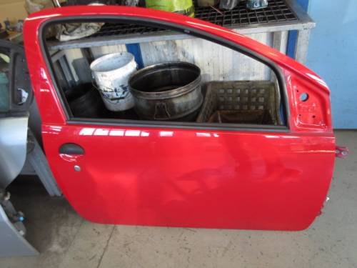 Portiera Anteriore Destra Toyota  Aygo  del 2008 da autodemolizione