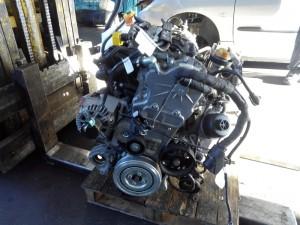 Motore 199B4000 Fiat  500 del 2014 1300cc.   da autodemolizione