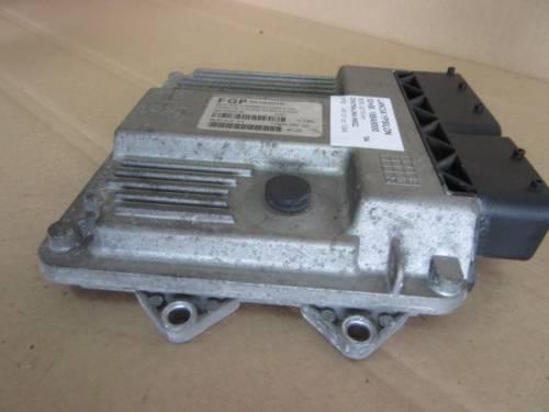 Centralina Motore Magneti Marelli : FGP 55194016 EURO 4 EOBD C146 9J Da Lancia  Ypsilon del 2004 1248cc. MJET Usata da autodemolizione