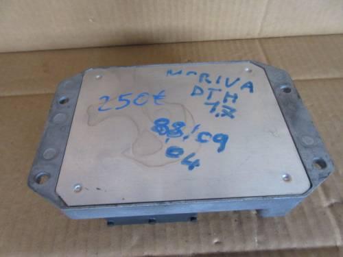 Centralina Motore Denso 1125000163 12V Isuzu 8973509485 GM 97350948  Opel  Meriva del 2004 1700cc.   da autodemolizione