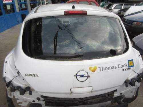 Portellone Opel  Corsa  del 2007 da autodemolizione