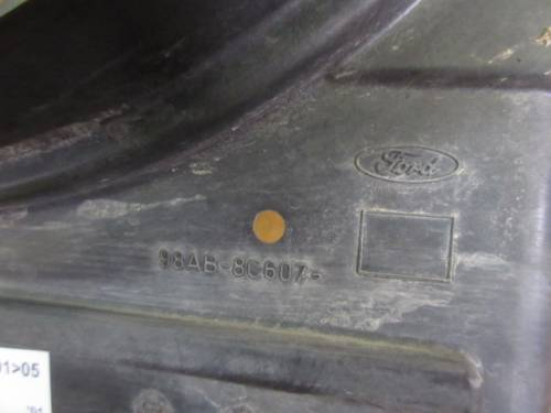 Ventola Radiatore Bosch 98AB 8C607 Ford  Focus del 2001 1753cc.   da autodemolizione