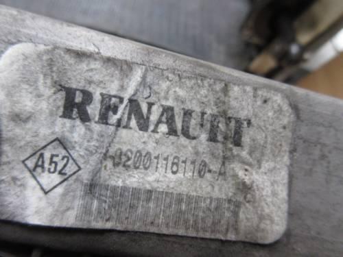 Radiatore Acqua 0200116110 A Renault  Clio del 2003 1461cc. TDCI  da autodemolizione
