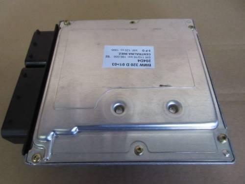 Centralina Motore Bosch 0281010565 DDE7789572 18550328 Da Bmw  320 del 2002 1995cc.  Usata da autodemolizione