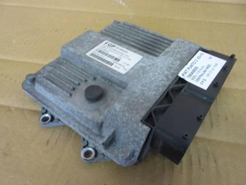 Centralina Motore FGP 55186608 485T0BW4E 7160000402 2D03 C146 Da Fiat  Punto del 2004 1248cc. MJD Usata da autodemolizione