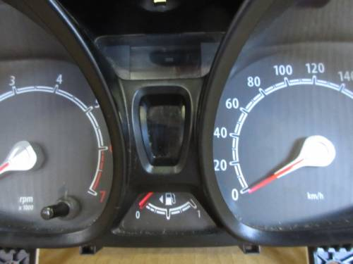 Quadro Strumenti Ford  Fiesta del 2011 1388cc.   da autodemolizione