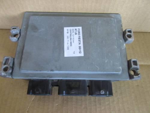 Centralina Motore FOMOCO continental EMS2102 S180047013D AV2112A650E Ford  Fiesta del 2011 1388cc.   da autodemolizione