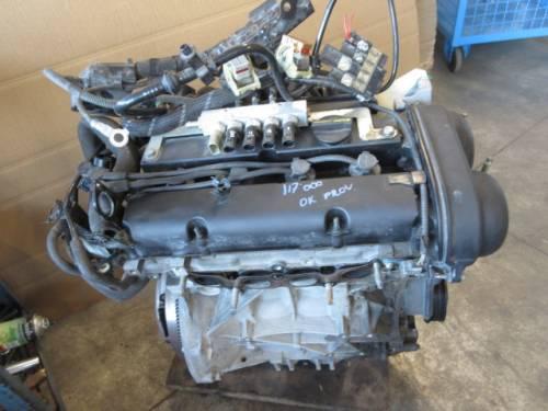 Motorino Avviamento Ford  Fiesta del 2011 1388cc.   da autodemolizione