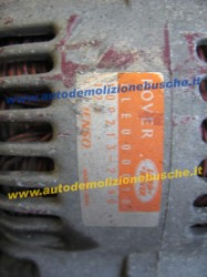 Alternatore DENSO YLE000010 100213-2790 Rover  Streetwise del 2003 2003cc.   da autodemolizione