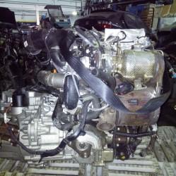 Motore CUN Da Audi  A3 del 2013 2000cc.  Usato da autodemolizione
