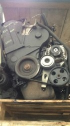 Motore UHA Da Fiat  Scudo del 2007 1900cc.  Usato da autodemolizione