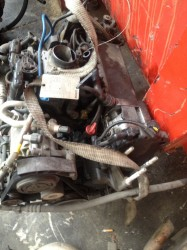 Motore 188A4000 Da Fiat  Punto del 2003 1200cc.  Usato da autodemolizione