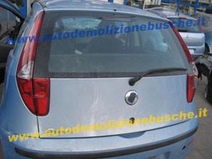 Portellone Fiat  Punto  del 2003 da autodemolizione