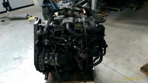 Motore FUJA Da Ford  Fiesta del 2003 1242cc. 1.2 8V Usato da autodemolizione