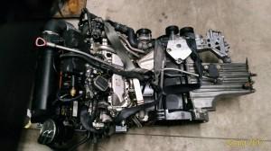 Motore 640941 Da Mercedes-Benz  B 200 del 2007 1992cc. 2.0 CDI Usato da autodemolizione