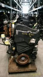 Motore K9KC6 Da Renault  Clio del 2013 1461cc. 1.5 DCI - III SERIE Usato da autodemolizione