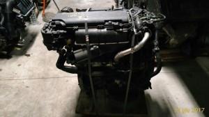 Motore 8HZ Citroen  C2 del 2006 1398cc. 1.4 HDI  da autodemolizione