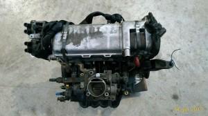 Motore 187A1.000 Fiat  Panda del 2003 1108cc. 1.1 8V  da autodemolizione