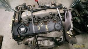Motore 188A2.000 Fiat  Punto del 2000 1910cc. 1.9 JTD  da autodemolizione